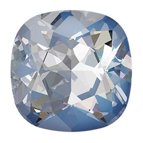 Swarovski 4470 Cushion Cut Square Fancy Stone 12mm Crystal Ocean DeLite