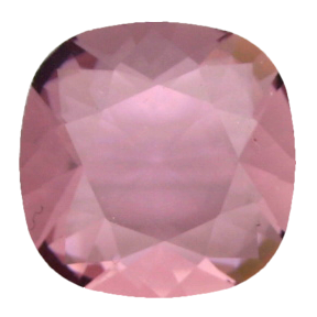 Swarovski 4470 Cushion Cut Square Fancy Stone 10mm Crystal Antique Pink Unfoiled