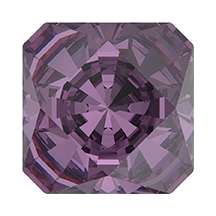 Swarovski 4499 Kaleidoscope Square Fancy Stone 6mm Amethyst (144 Pieces)