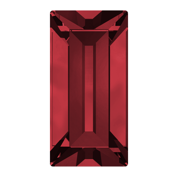 Swarovski 4501 Baguette Fancy Stone 5x2.5mm Scarlet (720 Pieces)