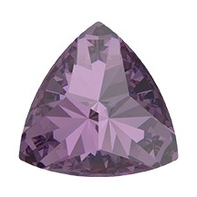 Swarovski 4799 Kaleidoscope Triangle Fancy Stone 9.2x9.4mm Amethyst (48 Pieces)