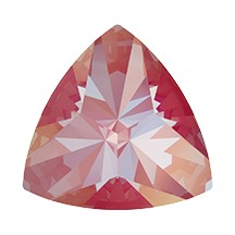 Swarovski 4799 Kaleidoscope Triangle Fancy Stone 14x14.3mm Crystal Lotus Pink DeLite (24 Pieces)
