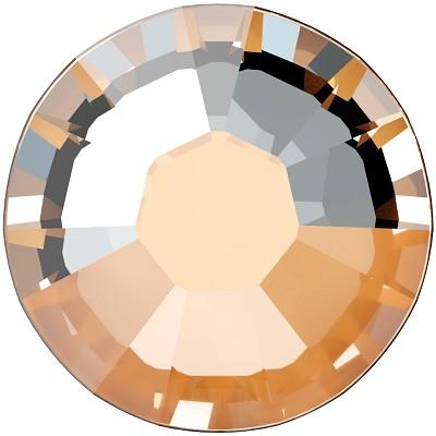 c62359326ee1 Swarovski 2038 Hot Fix Rhinestones Peach DeLite SS10