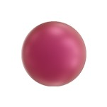Swarovski 5810 Crystal Round Pearl 10mm Mulberry Pink