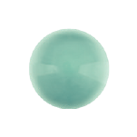 Swarovski 5811 Crystal Round Large Hole Pearl 12mm Jade (100 Pieces)