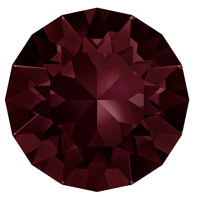 Swarovski 1028 Xilion Pointed Back Chaton PP11 Burgundy (1,440 Pieces)