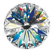 Swarovski 1122 Rivoli SS34 Crystal (360 Pieces)