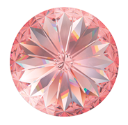 Swarovski 1122 Rivoli 14mm Rose Peach